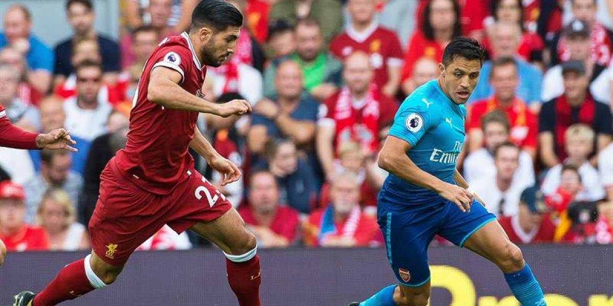 Manchester City prepararía una oferta de última hora por intentar llevarse a Alexis