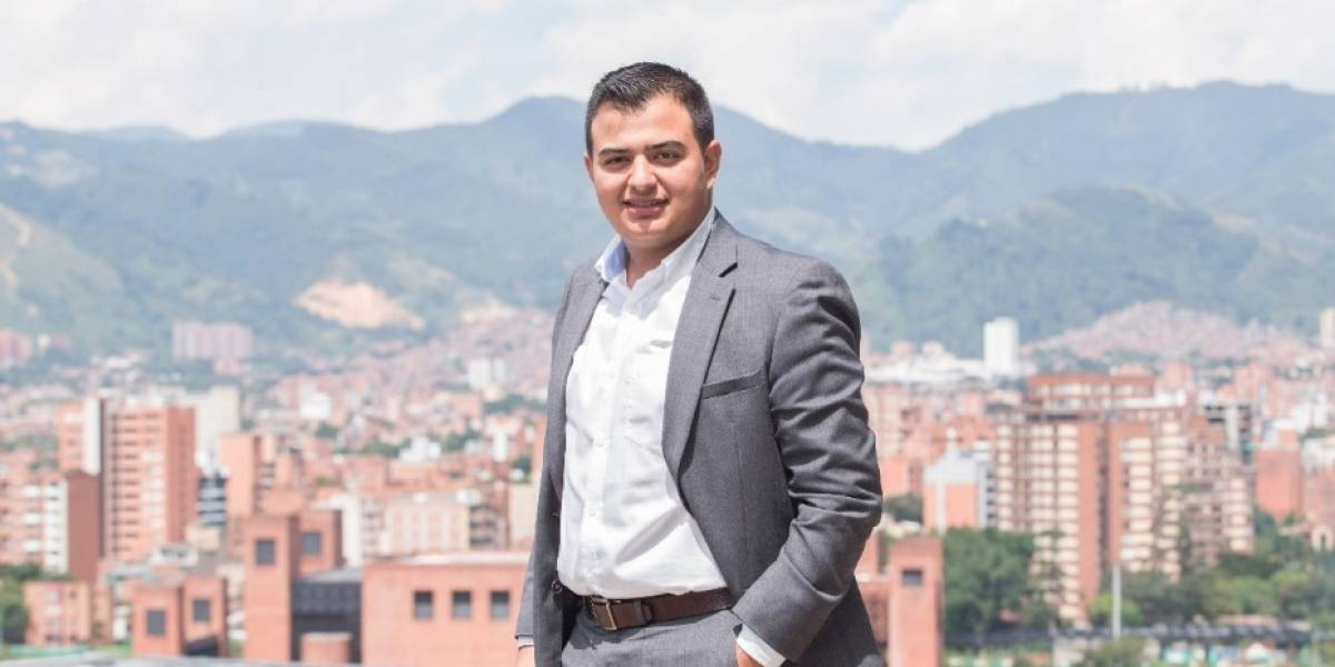 """""""Me niego rotundamente a esas visiones de la Medellín condenada y sin salida"""": Andrés Tobón"""