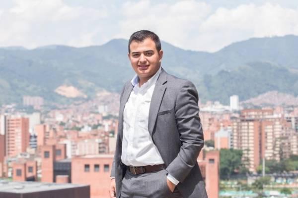 Andrés Tobón, secretario de Seguridad de Medellín