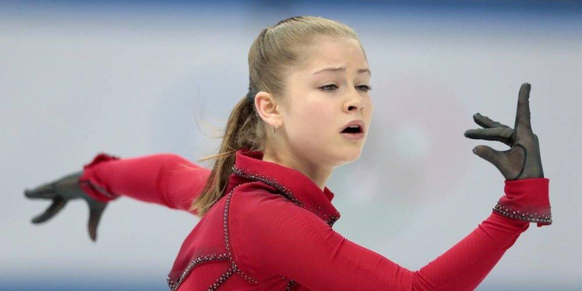 Campeona olímpica se retira del patinaje tras lucha contra la anorexia