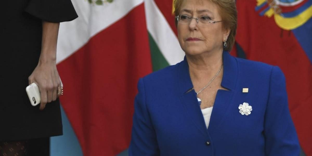 Bachelet envía al Congreso proyecto de ley de matrimonio igualitario