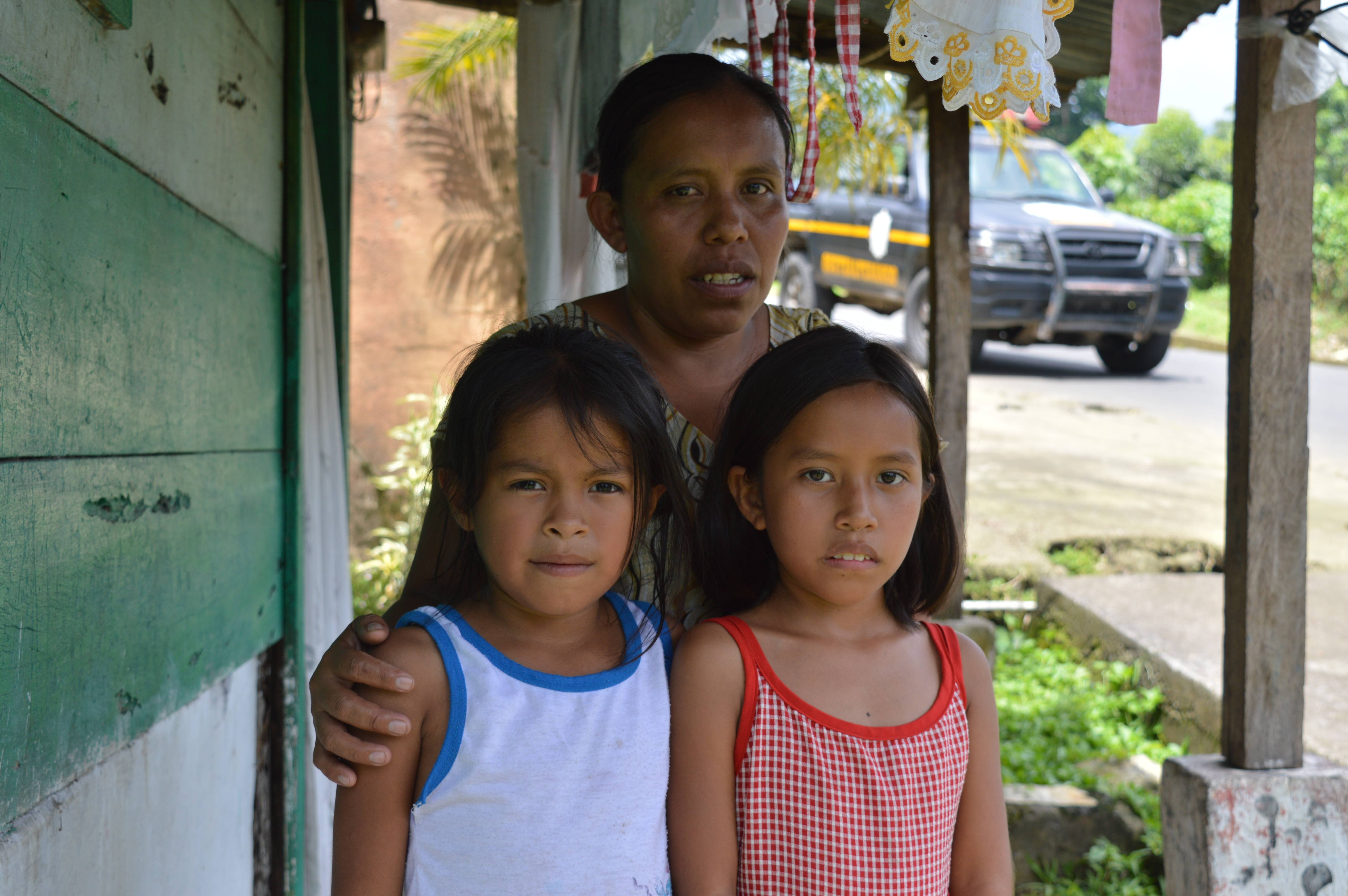 Pedían apoyo para tratamiento de una niña con leucemia Jorge Tizol