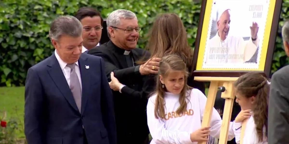 ¡Listo todo para la visita del Papa a nuestro país!