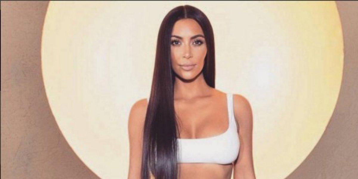 Kim Kardashian se inspira en Jackie Kennedy y posa para