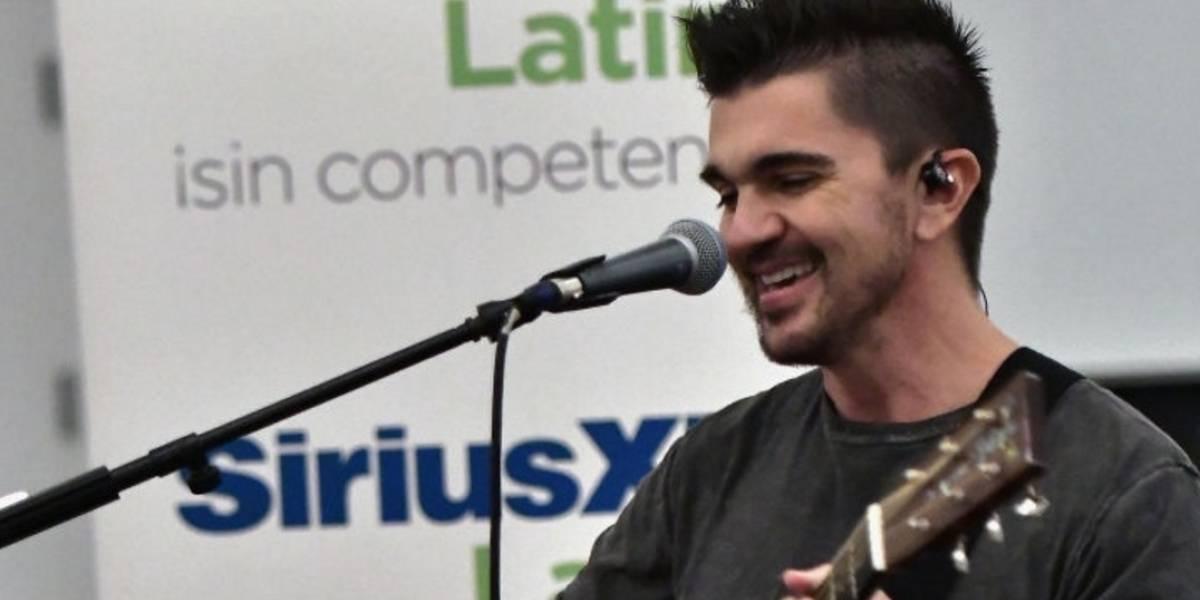 ¿Dejará el pop? Juanes coquetea con otro género musical