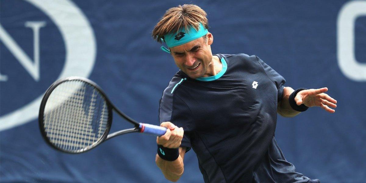 Ferrer es eliminado en primera ronda del US Open