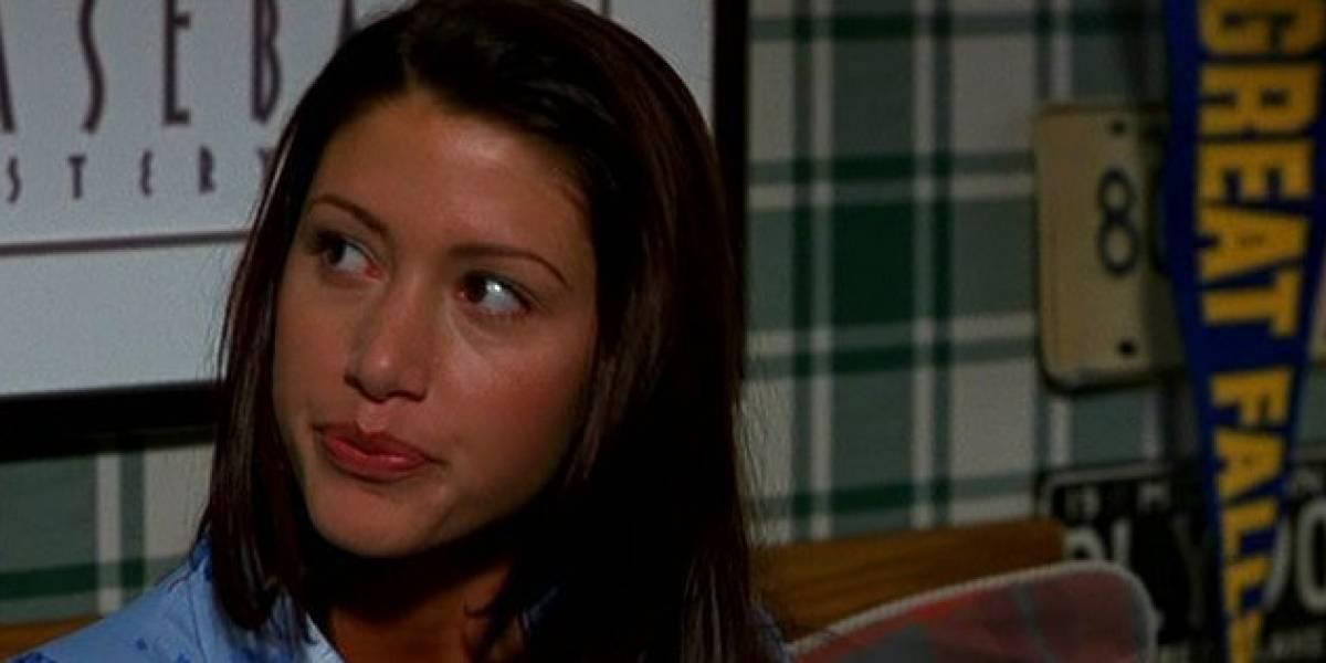 Así está Nadia de 'American Pie', a sus 43 años