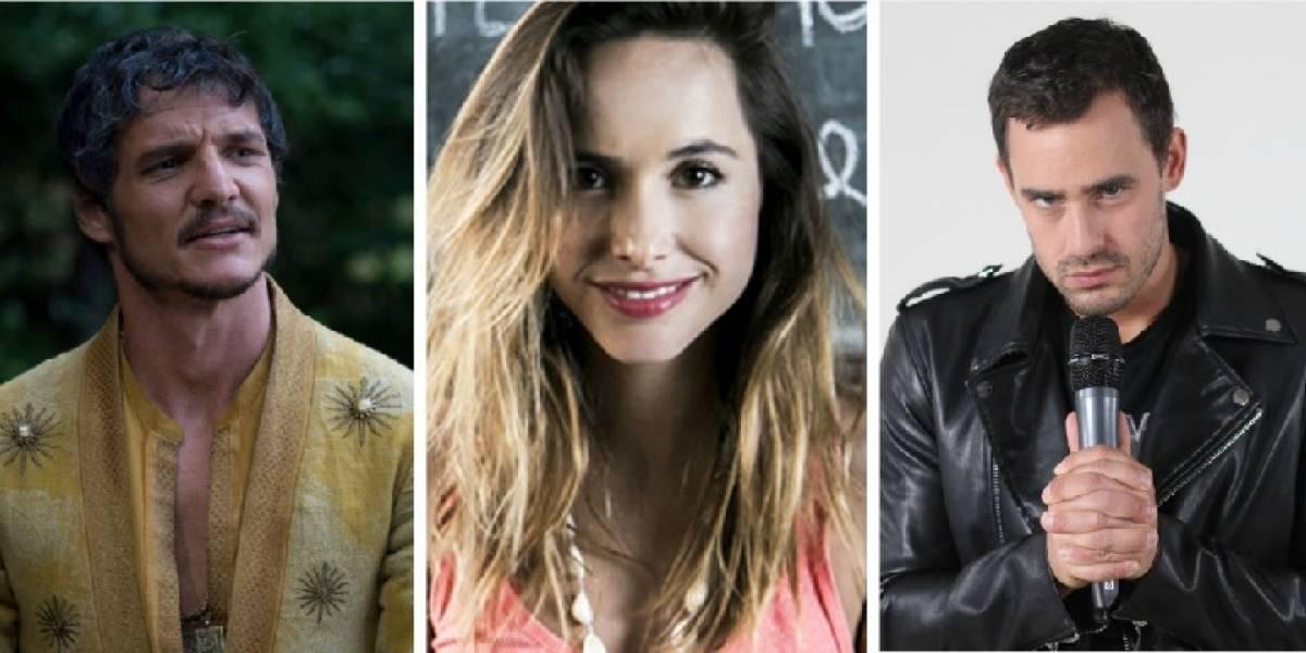 Los actores chilenos que hacen patria en el extranjero