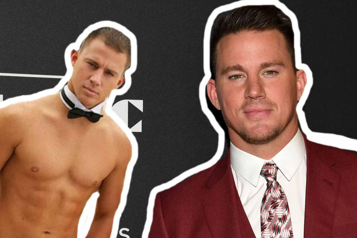 Wow mira a Channing Tatum en tanguita (Fotos)