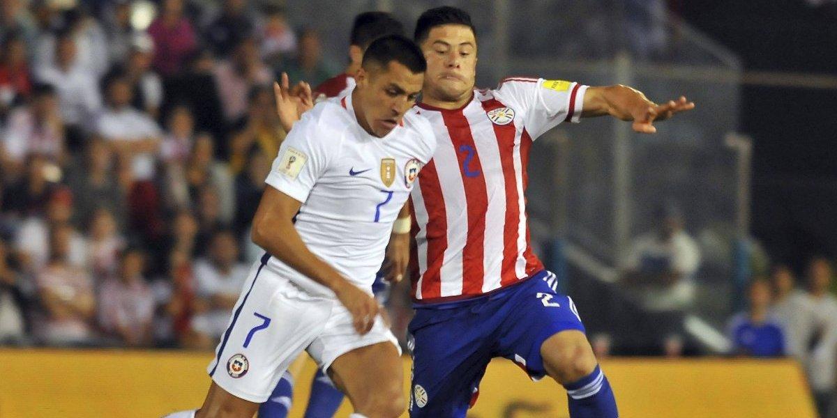 Contra los números: el historial desfavorable de Chile ante Paraguay por Clasificatorias