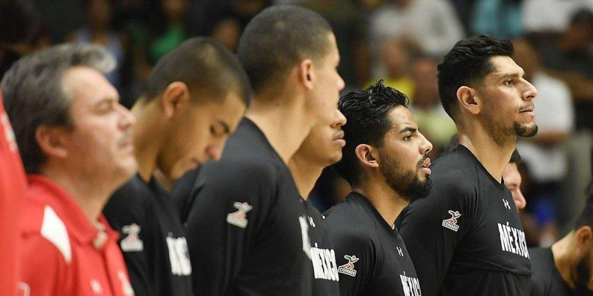 México avanza a semifinales de la Copa América de baloncesto