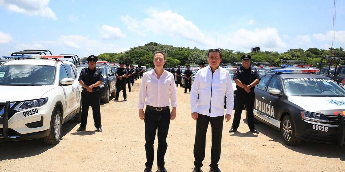 Osorio Chong pide a gobiernos estatales invertir más en seguridad