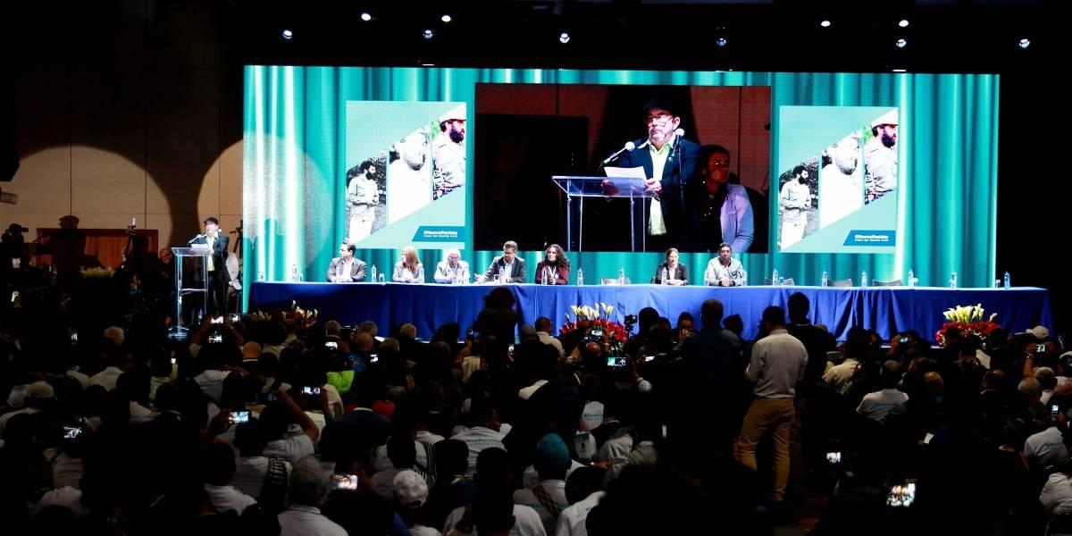Distrito le prohibió a las Farc hacer concierto de cierre de su congreso político
