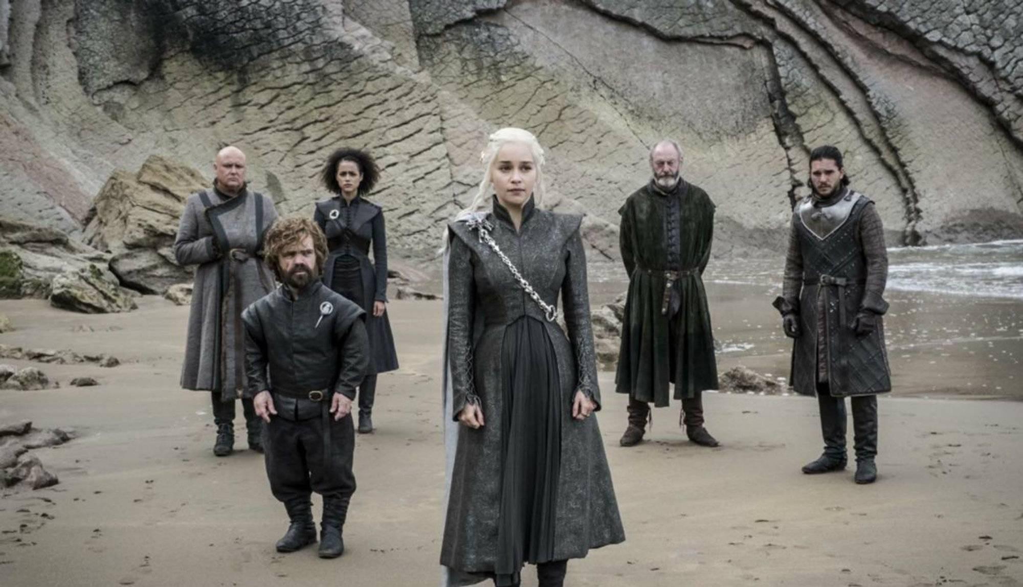 Termina la séptima temporada de Game of Thrones ya esperar