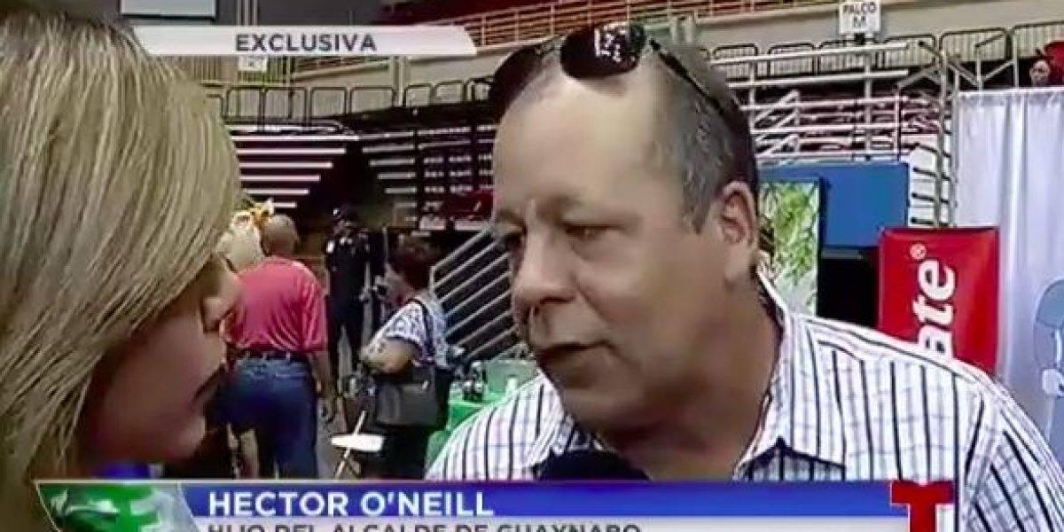 Hijo de O'Neill alega al Tribunal falsedades en demandas en su contra
