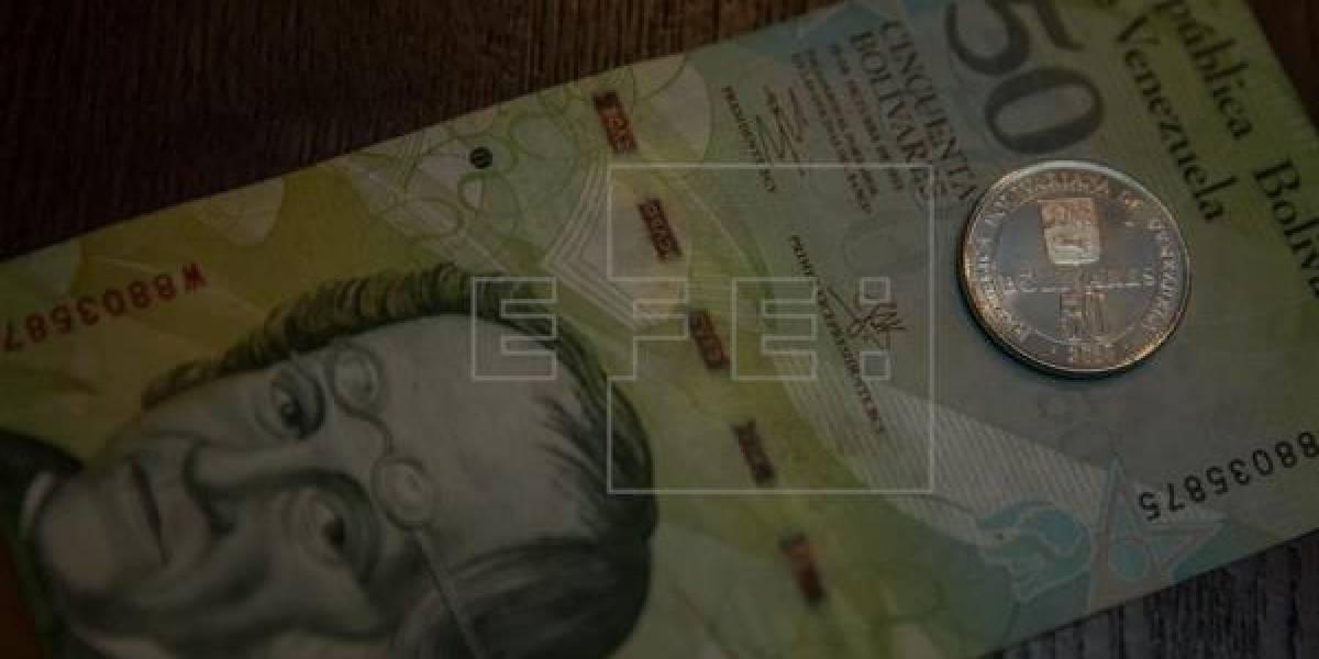 Escasez de efectivo en Venezuela deja a bancos con pocos o ningún billete