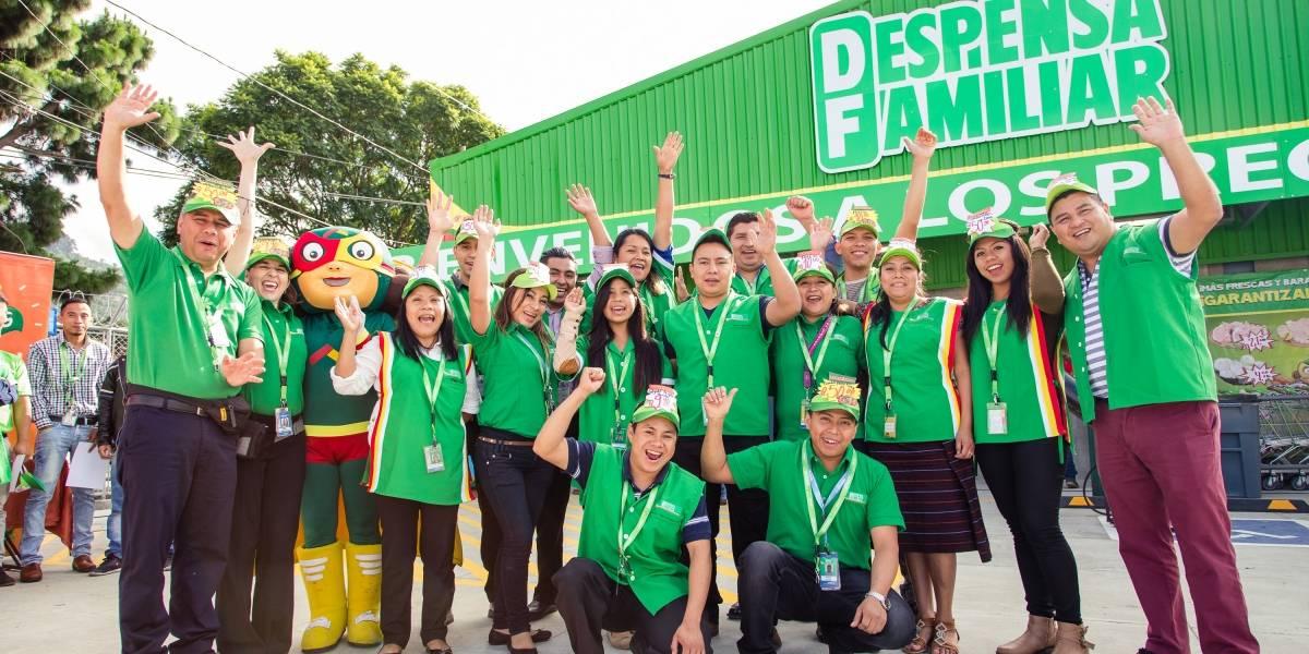 Despensa familiar inaugura tienda 160 en Santa Lucía Milpas Altas en Sacatepéquez