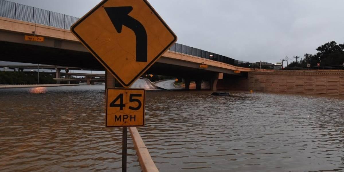 EN IMÁGENES. Houston enfrenta inundaciones sin precedentes