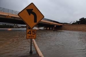 Inundaciones en Houston