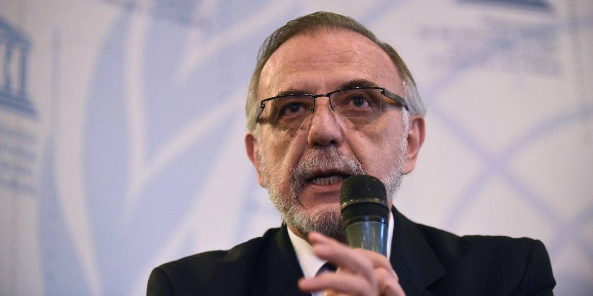 EE. UU. rechaza en la ONU la expulsión de Iván Velásquez de Guatemala