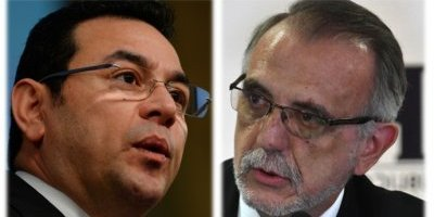 CC resuelve, en definitiva, suspender expulsión de Iván Velásquez
