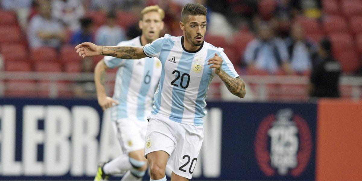 Jorge Sampaoli pierde a Manuel Lanzini en la previa del crucial duelo ante Uruguay