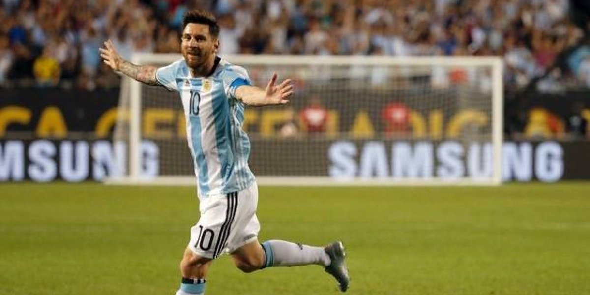 Messi llega a Argentina para partidos de eliminatorias mundialistas