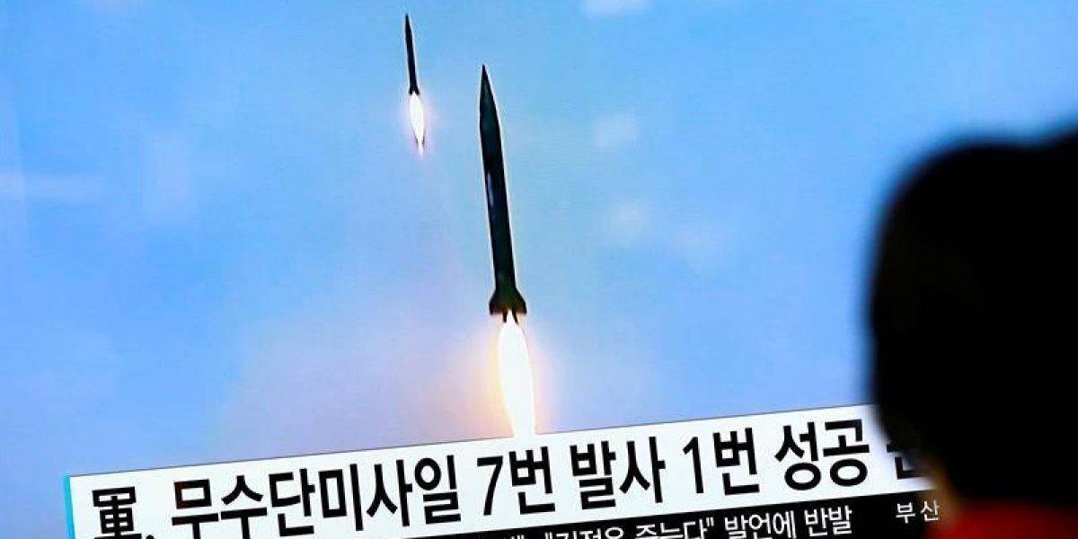 Corea del Norte estaría cumpliendo su amenaza: Kim lanzó misil que sobrevoló Japón