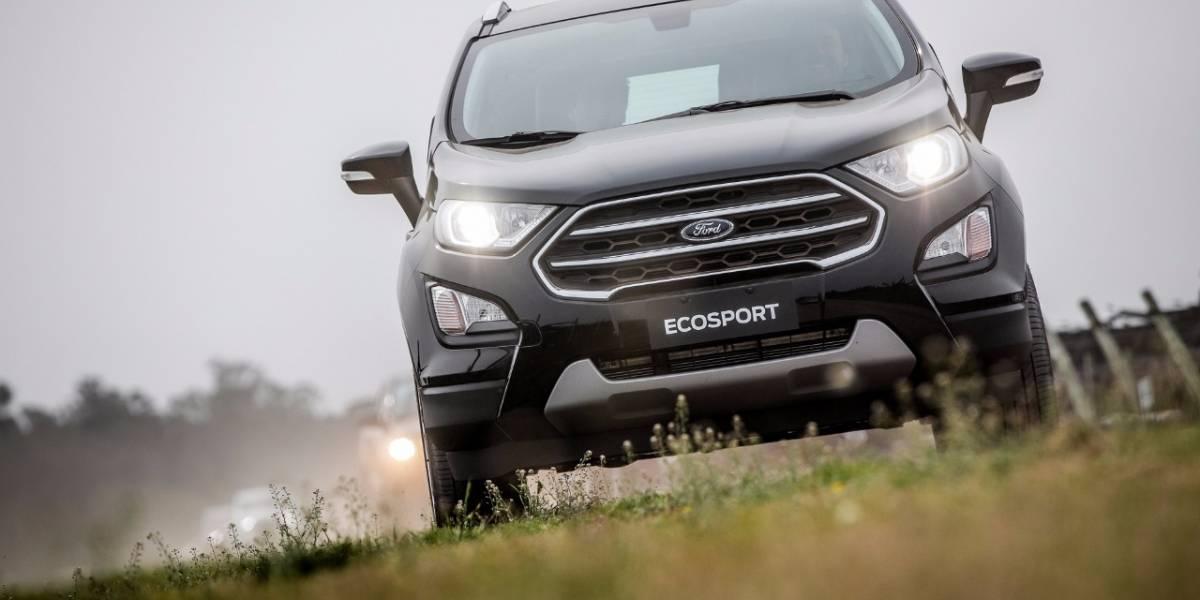 Con una importante renovación, Ford presenta la nueva Ecosport