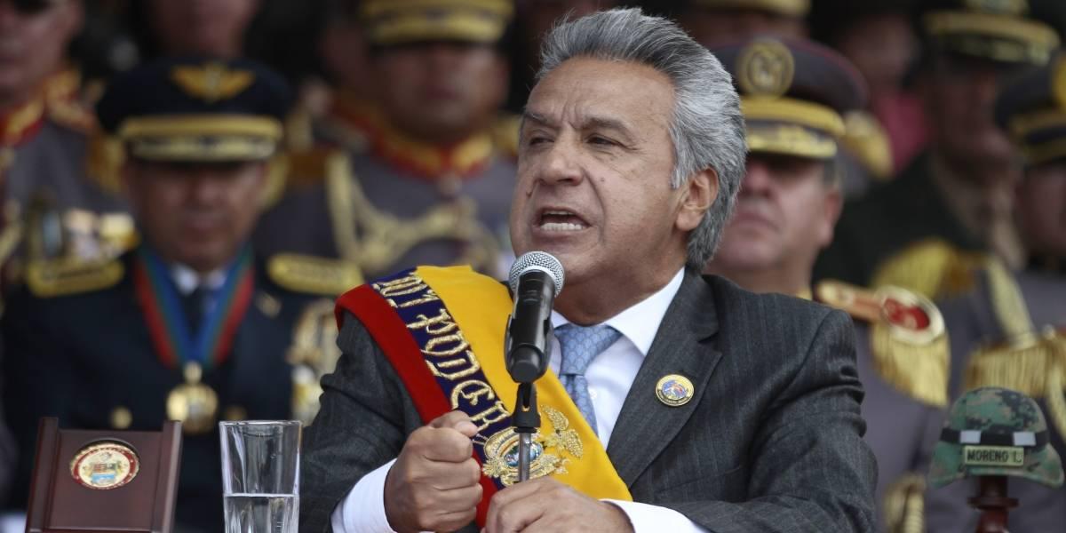 Lenín Moreno :Los culpables tienen que ser sancionados