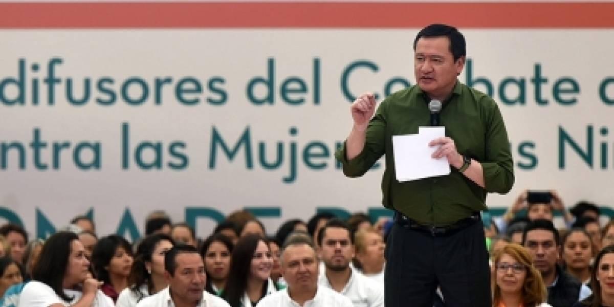 INE asegura que videos de Osorio Chong son legales
