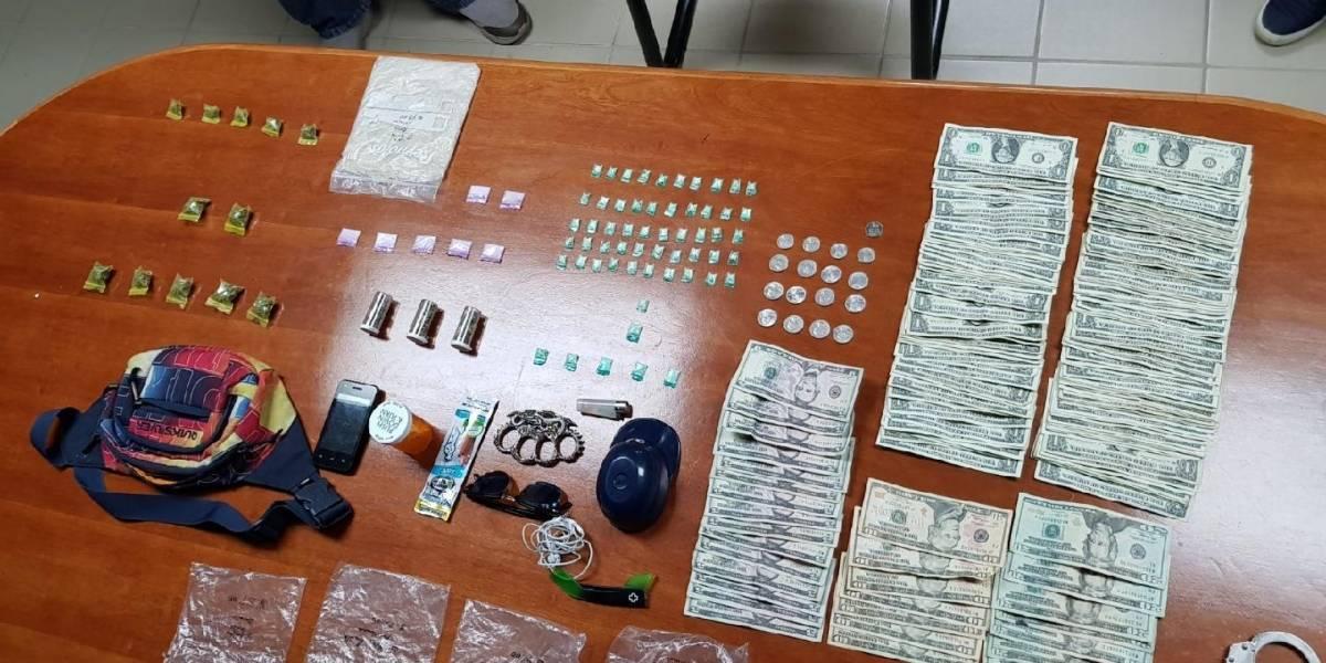 Arrestan a joven de 23 años por operar punto de drogas en Arecibo