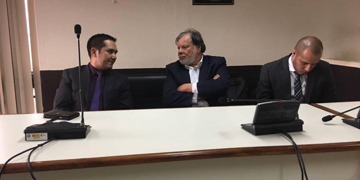 Condena mínima al expresidente del Congreso Rubén Darío Morales