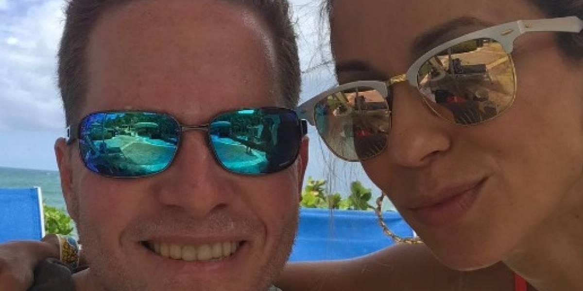 Alexandra Fuentes se casará con Bernier