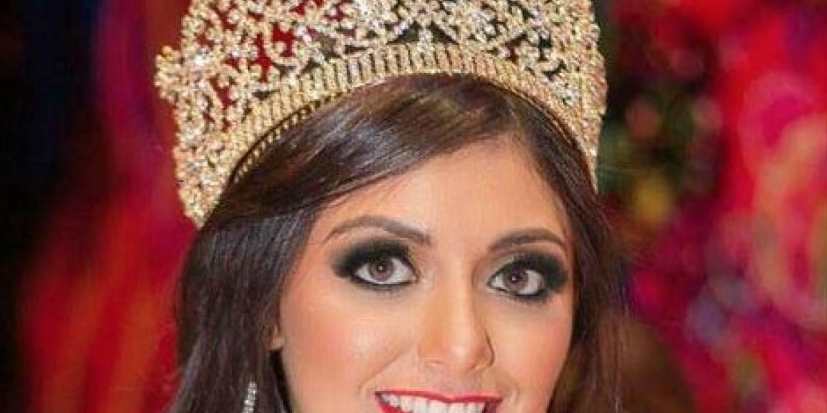 Sorprendente cambio de Miss El Salvador Universo 2017