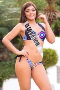 Miss El Salvador Universo 2017