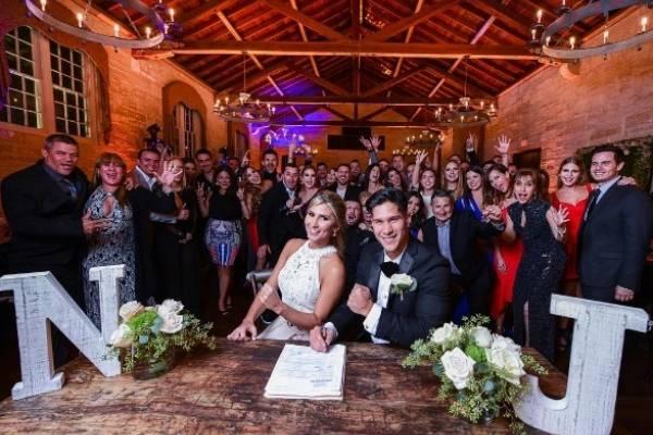 Así fue la boda de Chyno Miranda