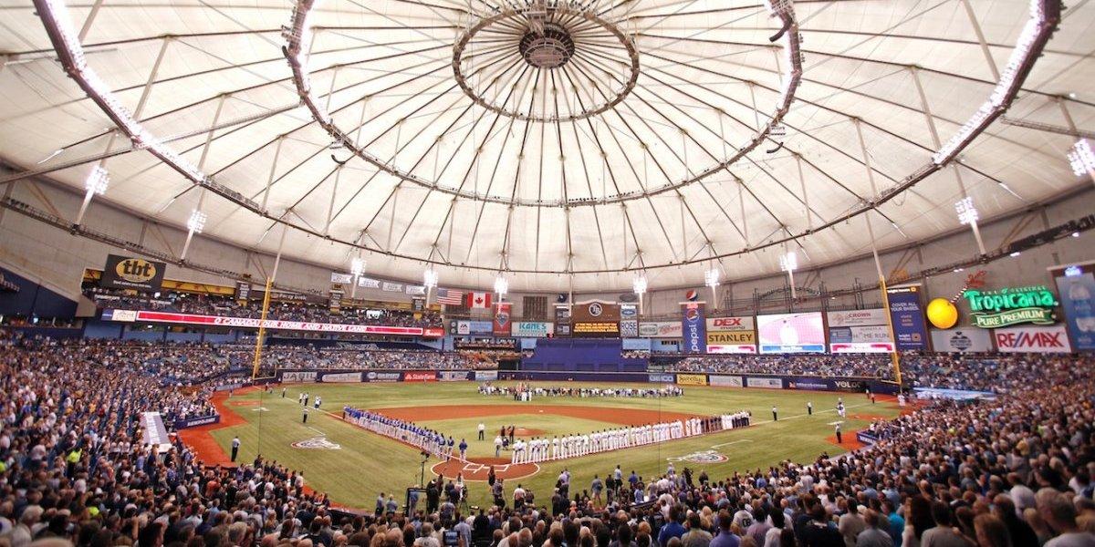 Astros jugarán serie contra Texas en el parque de Tampa Bay