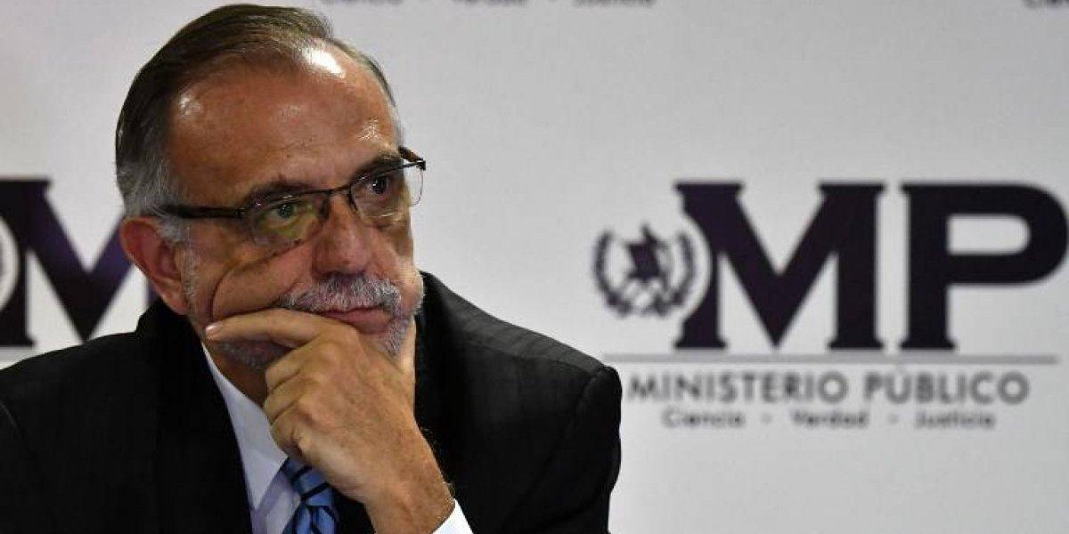CC ampara al PDH y suspende la expulsión del comisionado Iván Velásquez