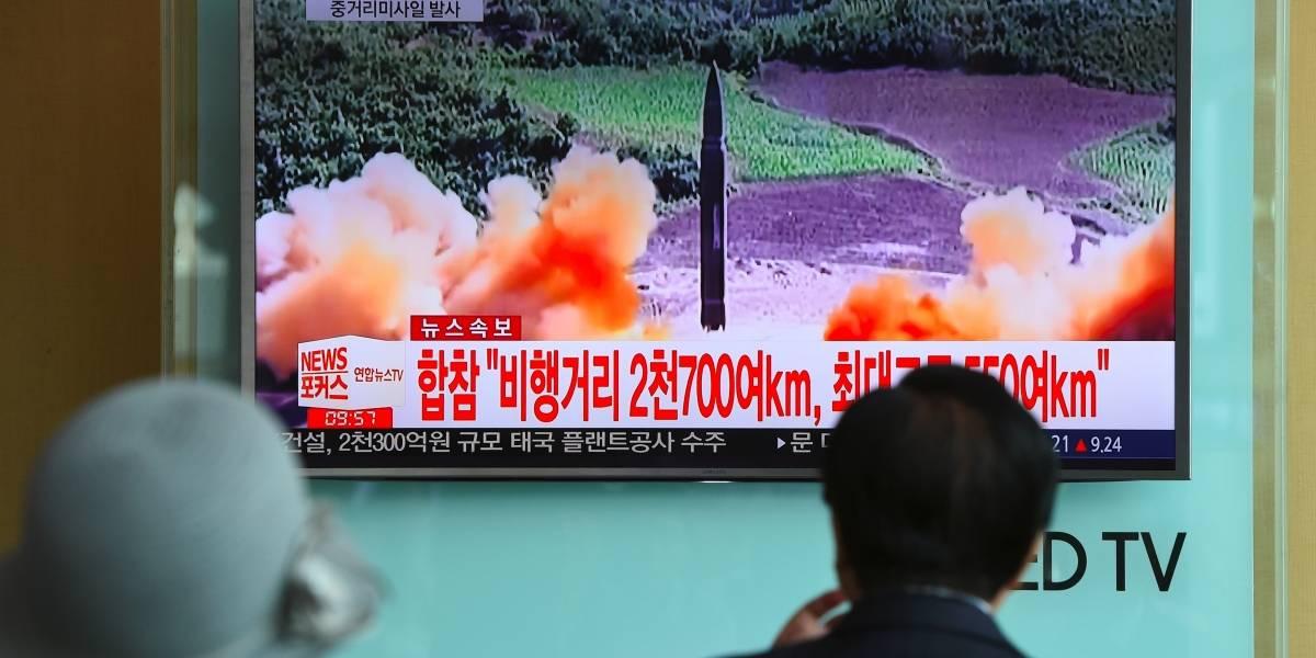 Misil que sobrevoló Japón marco el máximo nivel de tensión en la península coreana