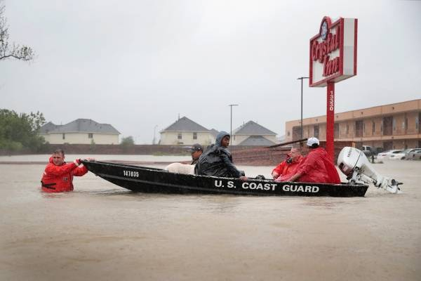 Huracán Texas