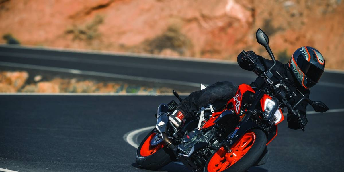 KTM Duke: Las 'bestias' de media cilindrada para los gomosos