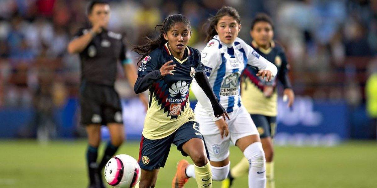 24 mil aficionados asisten al Pachuca-América femenil