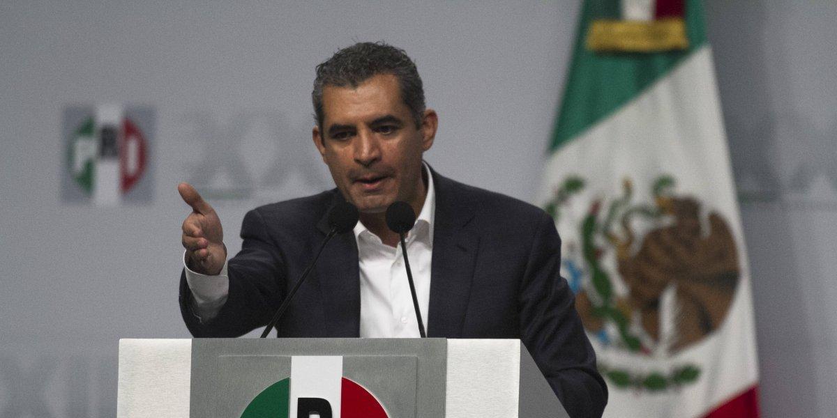 Ricardo Anaya busca una guerra donde no la hay: Ochoa Reza