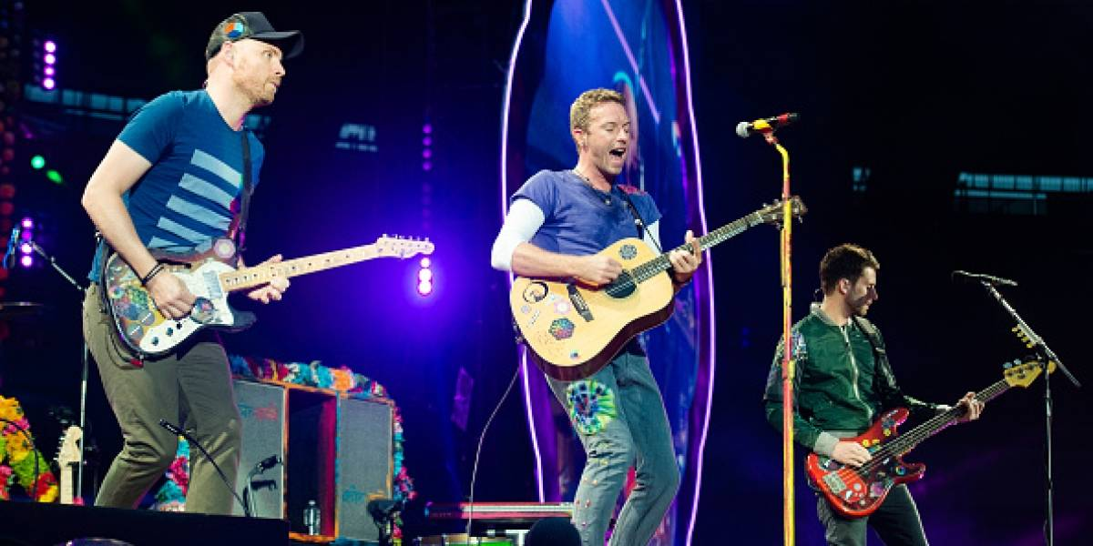 Coldplay compone 'Houston' en honor a los afectados por 'Harvey'