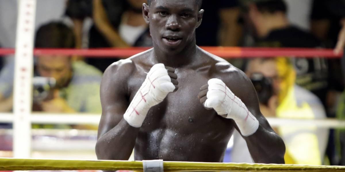 Yuberjen Martínez aseguró medalla en el mundial de boxeo de Hamburgo