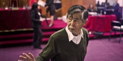 Alberto Fujimori permanece en UCI desde la madrugada
