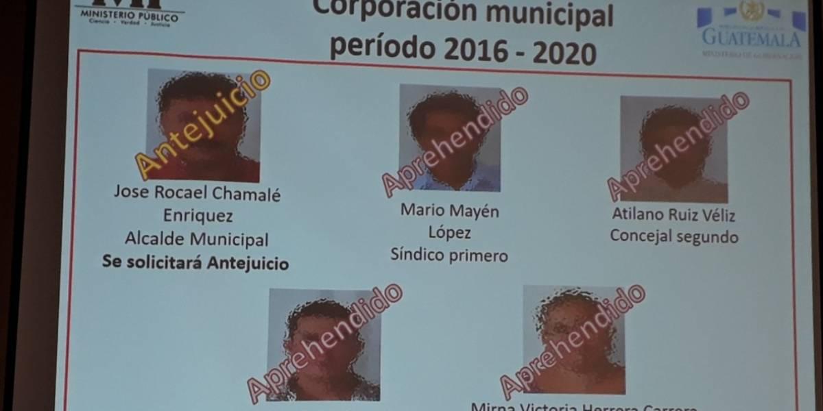 Por negar información pública piden retirar inmunidad a alcalde de San José del Golfo