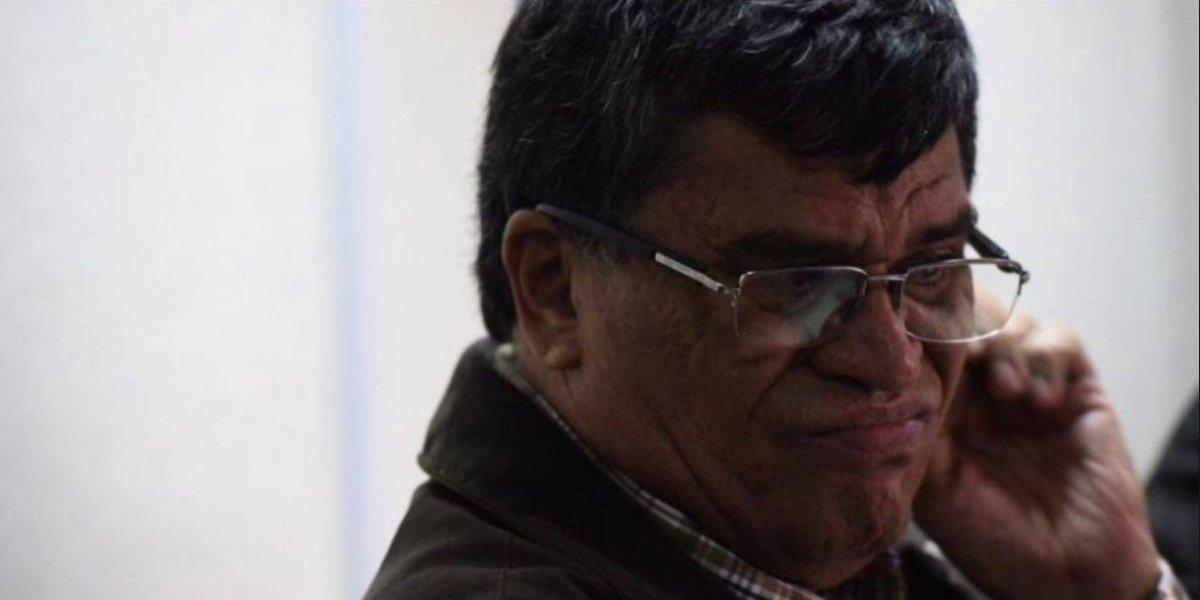 Exalcalde de Chinautla busca separar a juez de debate en su contra