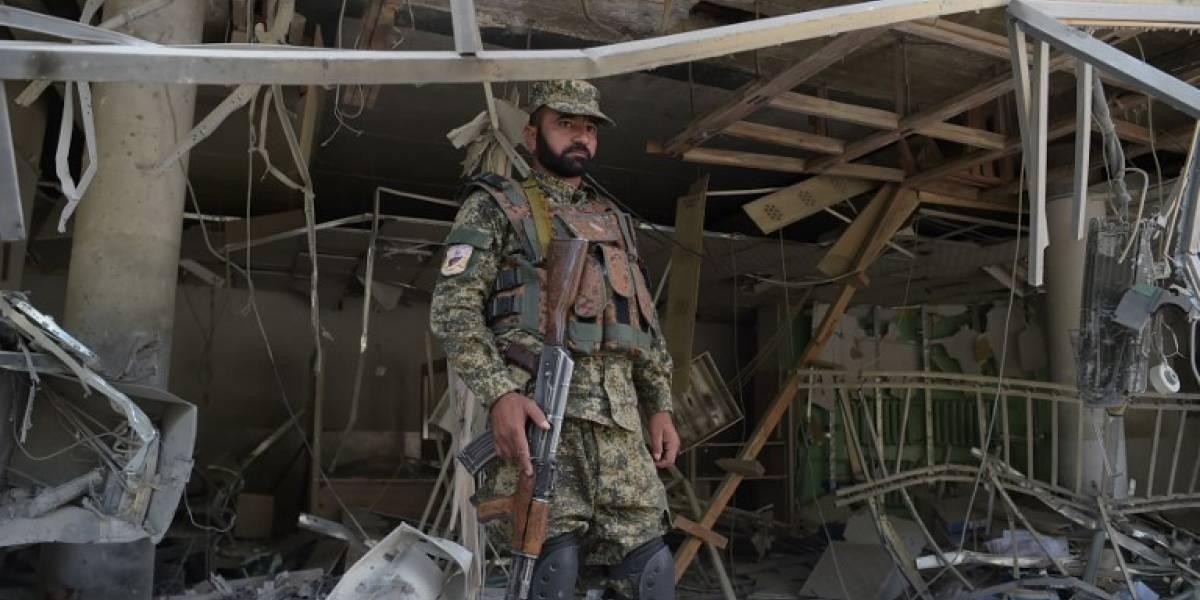 Alerta por atentado cerca de embajada estadounidense en Afganistán